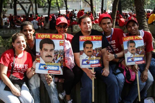 Campanha Maduro